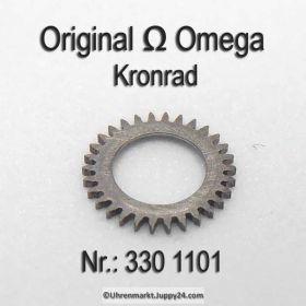 Omega Kronrad Part Nr. Omega 330-1101 Cal. 330 332 333 340 342 344 350 351 353 354