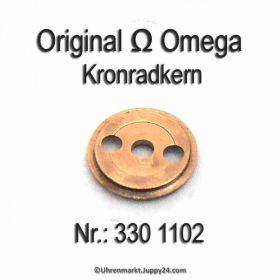 Omega Kronradkern Omega 330-1102 Cal. 330 332 333 340 342 344 350 351 353 354