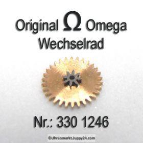Omega Wechselrad 330 1246 Omega Minutenrad Part Nr. Omega 330 1246 Cal. 330 331 332 333 340 341 342 343 344 350 351 352 353 354 355