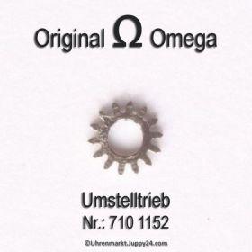 Omega Umstelltrieb Omega 710 1152 Cal. 710 711 712