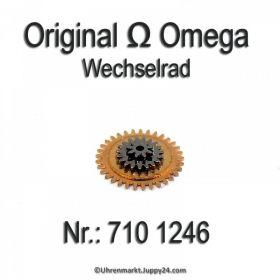Omega Wechselrad 710-1246 Omega 710 1246 Cal. 710 711 712