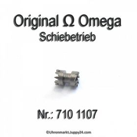 Omega Schiebetrieb Part Nr. Omega 710 1107 Cal.  710 711 712