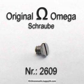 Omega Schraube 2609 Part Nr. Omega 2609 in Omega Ersatzteile auf Uhrenmarkt Juppy24
