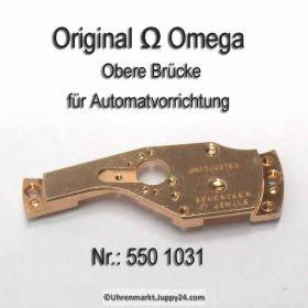 Omega Obere Brücke für Automatvorrichtung Part Nr. Omega 550 1031 Cal. 550 560 563 750