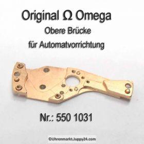 Omega obere Brücke für Automatvorrichtung Omega 550 1031 Cal. 550 560 563 750