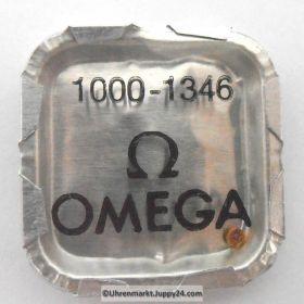 Omega 1000-1346 Incabloc unten, Omega Incabloc 1000 1346 Cal. 1000 1001 1002