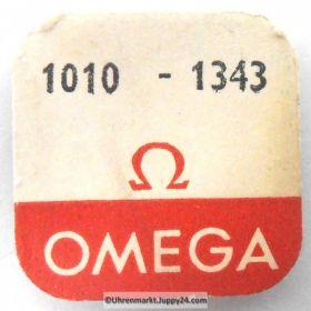 Omega 1010-1343 Deckstein für Incabloc oben und unten, Omega 1010 1343 Cal. 1010 1011 1012 1020 1021 1022 1030 1035