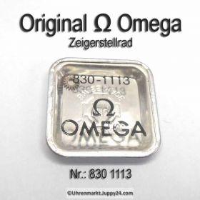 Omega 830 1113 Omega Zeigerstellrad Cal. 830