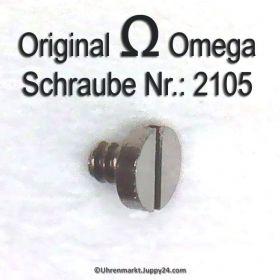 Omega Schraube 2105 für Sperrkegel Part Nr.: Omega 2105