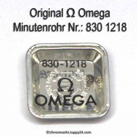 Omega 830-1218 Minutenrohr Omega 830 1218 Cal. 830
