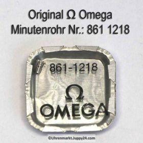 Omega 861-1218 Minutenrohr Omega 861 1218 Cal. 861