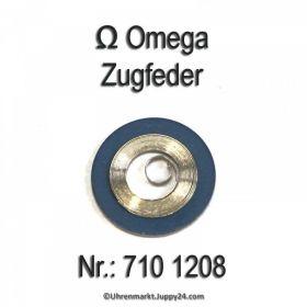 Omega Zugfeder 710-1208 Omega 710 1208 Cal. 710 711 712