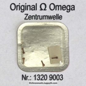 Omega 1320-9003, Zentrumwelle 1320 9003 Cal. 1320 1325