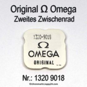 Omega 1320-9018 zweites Zwischenrad 1320 9018 Cal. 1320 1325