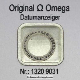 Omega 1320-9031A Datumanzeiger 1320 9031 Cal. 1320