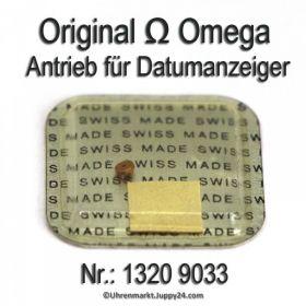Omega 1320-9033 Antrieb für Datumanzeiger 1320 9033 Cal. 1320 1325