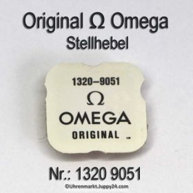 Omega 1320-9051 Stellhebel, 1320 9051 Cal. 1320 1325