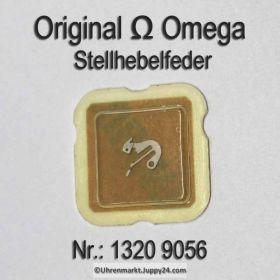 Omega Stellhebelfeder 1320-9065, Omega 1320 9056 Cal. 1320 1325