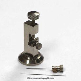Viertelrohr-Kerbgerät, Cannon Pinion Tightener Euro 88,60. Zeigerreibung professionell einstellen.