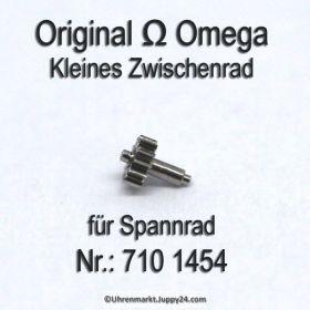 Omega 710-1454, Omega kleines Zwischenrad für Spannrad 710 1454 Cal. 710 711 712 715