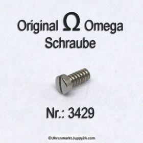 Omega 3429 Schraube für untere Brücke für Automatvorrichtung Part Nr. Omega 3429