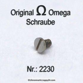 Omega 2230 Omega Schraube für Antriebsorgan für Sperradlager Part Nr. Omega 2230