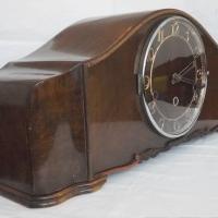 Schrankuhr Kaminuhr Tischuhr mit 4/4-Westminsterschlag