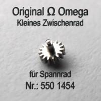Omega Kleines Zwischenrad für Sperrad Part Nr. Omega 550-1454 Cal. 550 551 552 560 561 562 563 564 565 750 751 752