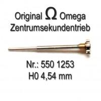 Omega – Zentralsekundentrieb Cal. 563, 564, 565 Part Nr. 1253b