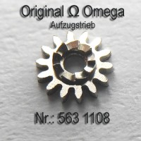 Omega -  Aufzugstrieb Cal. 563, 564, 565, 750, 751, 752 Part Nr. 1108
