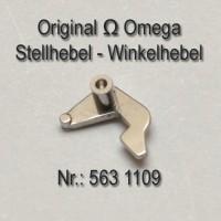 Omega -  Stellhebel – Winkelhebel Cal. 563, 564, 565, 750, 751, 752 Part Nr. 1109