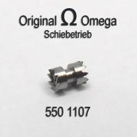 Omega Schiebetrieb Part Nr. Omega 550-1107 Cal.  550 551 552 560 561 562 563 564 565 600 601 602 610 611 613 750 751 752