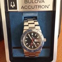 Vintage Bulova Accutron Snorkel 666 ft