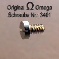 Omega Schraube 3401 Part Nr. Omega 3401