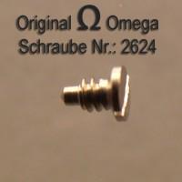 Omega Schraube 2624 Part Nr. Omega 2624