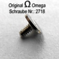 Omega Sperradschraube 2718 Part Nr. Omega 2718