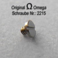 Omega Schraube 2215 Part Nr. Omega 2215
