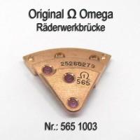 Omega  Räderbrücke Part Nr. 1003 Cal. 565