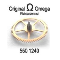 Omega Kleinbodenrad Part Nr.1240 Cal. 550 551 552 560 561 562 563 564 565 750 751 752