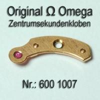 Omega Zentrumsekundenkloben Cal. 600 610  Part Nr. 1007