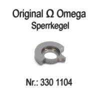 Omega Sperrkegel Cal. 330 331 332 333 340 342 343 344 350 351 352 353 354 355 360 361 370 371 372 600 601 602 610 613 Part Nr. 1104