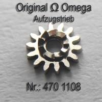 Omega -  Aufzugstrieb Part Nr. 1108 Cal. 600 601 602 610