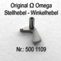 Omega - Stellhebel - Winkelhebel Part Nr. 1109 Cal. 600 601 602 610