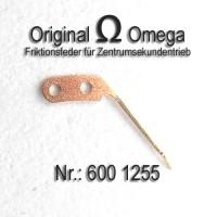 Omega - Friktionsfeder für Zentrumsekundentrieb Part Nr. 1255 Cal. 600, 601, 602, 610, 613
