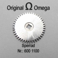 Omega Sperrad Part Nr. 1100 Cal. 600 601 602 610 611 613