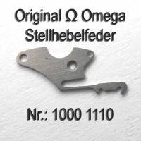 Omega – Stellhebelfeder Part Nr. 1110 Cal. 1000 1001 1002