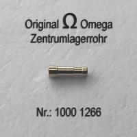 Omega – Zentrumlagerrohr, Zentrum Lagerrohr, Part Nr. 1266 Cal. 1000 1001 1002