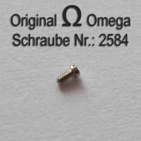 Omega – Schraube Part Nr. 2584