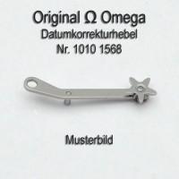 Omega Datumkorrekturhebel, Korrekturhebel Part Nr. Omega 1010-1568 Cal. 1010 1011 1012 1030 1035