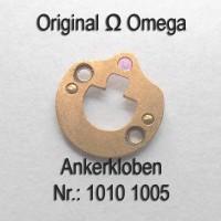 Omega Uhrenersatzteil - Ankerklolben Part Nr. 1010 1005 Cal. 1010 1011 1012 1020 1021 1022 1030 1035